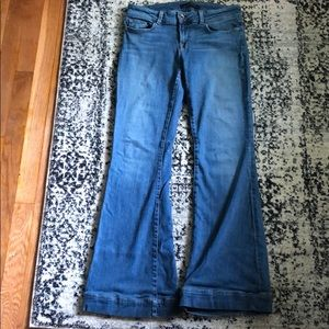 J Brand Love Story Flare Jeans 29